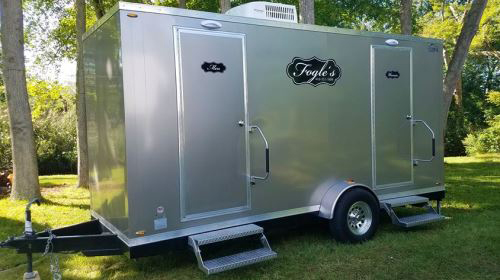 Event Restroom Trailers MD DE VA